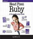 Head First RuBy 作者:A Brain-Friendly Guide