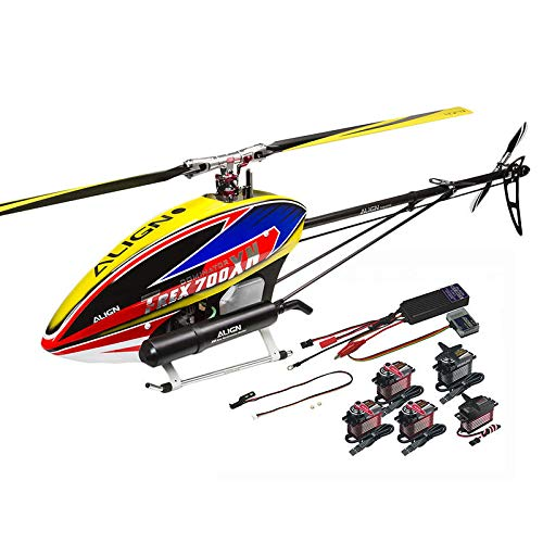 Align T-REX 700XN Helicopter Dominator Super Combo for sale  Delivered anywhere in USA