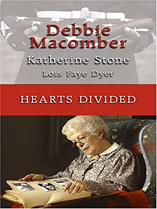 book cover of Hearts Divided