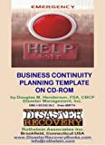 Business Continuity Planning Template, Henderson, Douglas M., 1931332282
