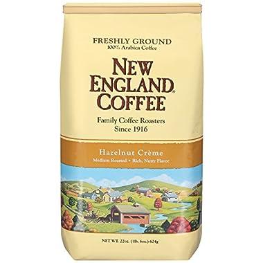 New England Coffee Hazelnut Creme, 22 Ounce