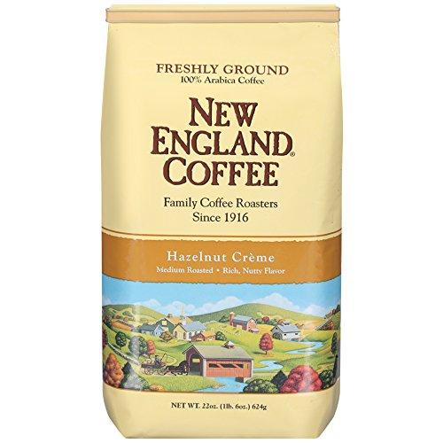 (New England Coffee Hazelnut Creme, 22 Ounce)