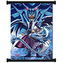 Yu-Gi-Oh! Anime Seto Kaiba Fabric Wall Scroll Poster (16 x 21) Inches