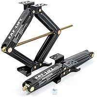 Eaz-Lift 48830 24 Leveling Scissor Jack - Pack of 2 (7,500lb rating) by Eaz-Lift