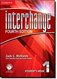 Interchange 4th  1 Student's Book with Self-study DVD-ROM (Interchange Fourth Edition)