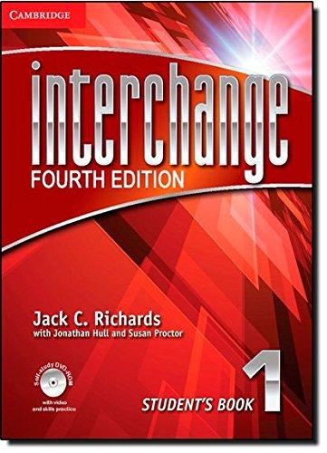 Interchange:Student's Bk.1 W/Dvd