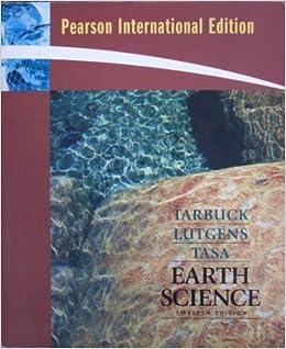 Earth science tarbuck lutgens tasa 12th edition youtube.