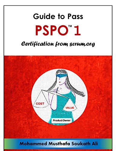 Guide to Pass PSPO 1 Certification from Scrum.org (Best Scrum Master Certification)