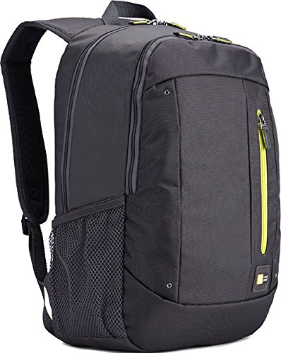 Case Logic WMBP-115 15.6-Inch Laptop and Tablet Backpack (Anthracite) ()