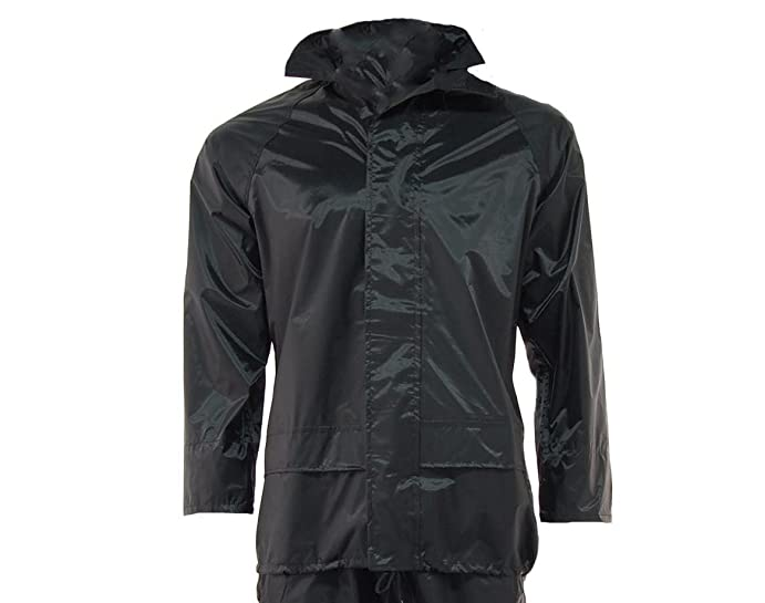 Arctic Storm 100% Waterproof Rain Jacket Coat: Amazon.co.uk: Clothing