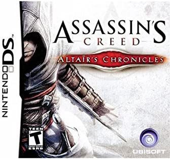 Ubisoft Assassins Creed: Altairs Chronicles - Nintendo DS - Juego ...