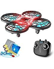 Loolinn | Drone voor Kinderen – Mini-Drone, Indoor RC Drones met Automatische Anti-botstechnologie