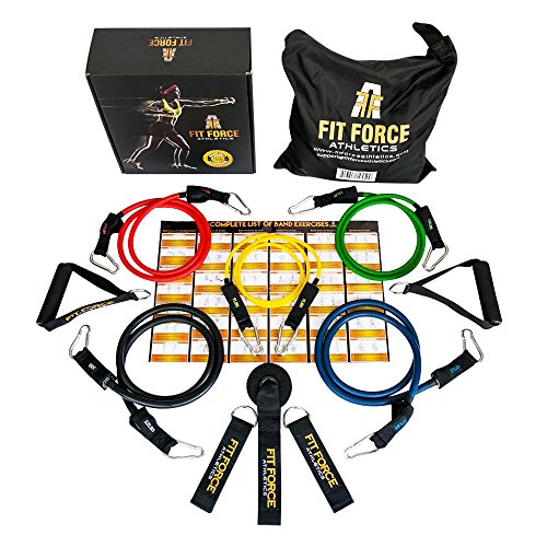 Fit Force Athletics RESISTANCE Equipment product image