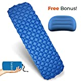Best Camping Pads - Sleeping Pad - Ultralight Inflatable Camping Mat Review