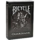 Bicycle Guardian Poker Magic Deck, 8.9x6.4x0.6cm (Multicolour)