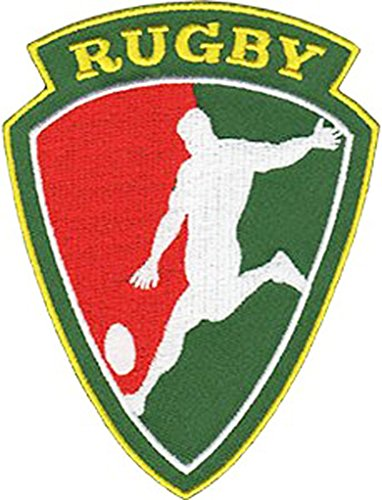Application Sports Rugby Patch