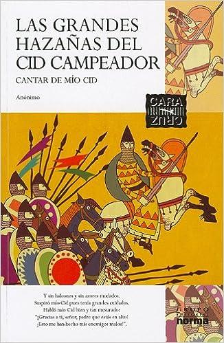 Descargar libros japoneses pdf Las grandes hazanas del Cid campeador / The great deeds of the Cid (Cara Y Cruz) PDF PDB CHM 9584524577