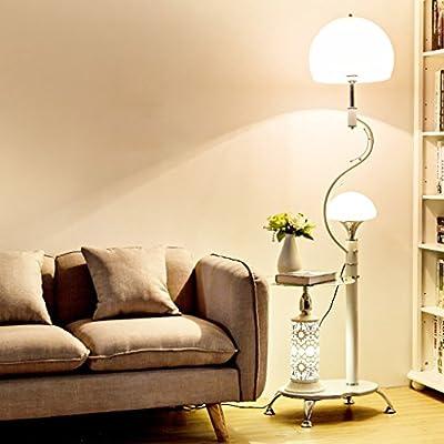Lámparas de pie Lámpara de pie multifuncional moderna, con ...