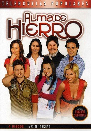 DVD : Alma De Hierro (Full Frame, , 4 Disc)