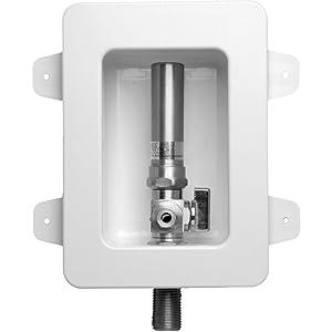 LSP OBFS-8110-LL Ice Maker Box, Firestop White