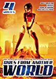 Girls From Another World 4 Movie Pack