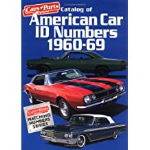 Catalog of American Car I. D. Numbers 1960-69
