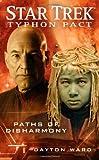 Typhon Pact #4: Paths of Disharmony (Star Trek, Band 4)