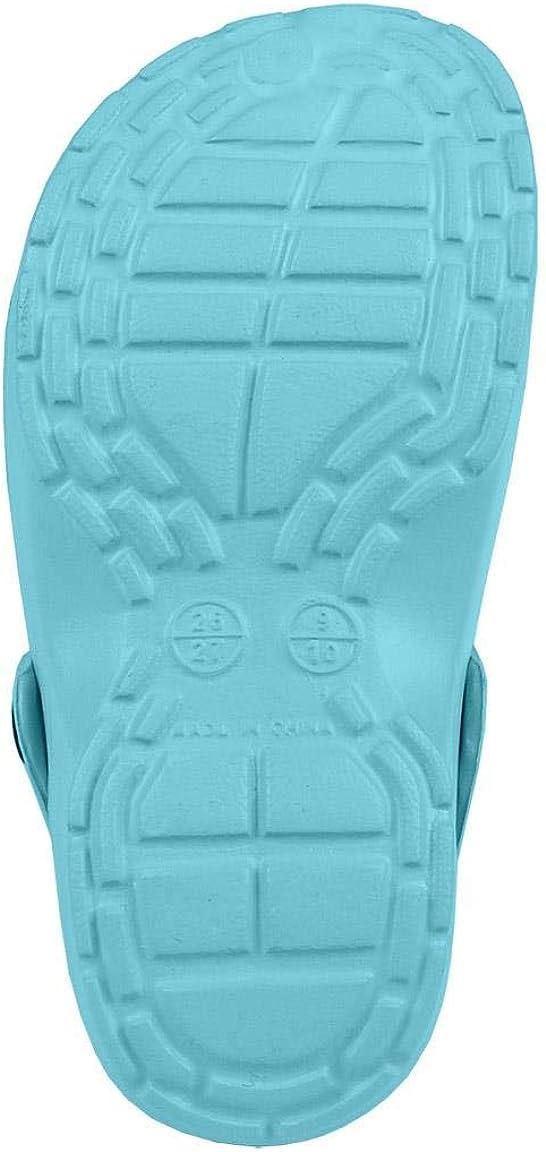 Incredibili Scarpe da Bambina Estiva Shimmer e Shine Bellissimo Design Ciabatta Zoccoli Crocs Infradito Sandali da Spiaggia con Shimmer /& Shine  