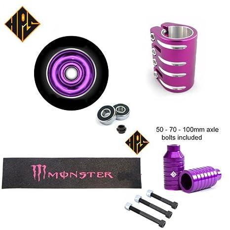 Nuevo hps púrpura patinete paquete - un par de PREMIUM ...