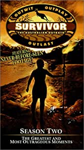 Survivor - Season Two - The Australian Outback: The Greatest & Most Outrageous Moments [VHS]