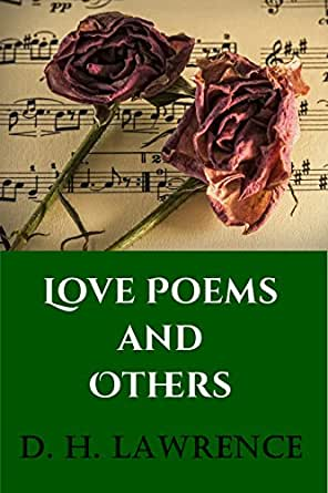 Amazoncom Love Poems And Others Ebook D H Lawrence