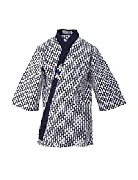 Japanese Style Sushi Bar Restaurant Bar Clothes Waiter Uniform Chef Jacket for High-end Bar, E-01