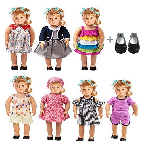 Alexander Doll Set (18
