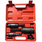 M2 Outlet Tail Pipe Expander 3pc Set Exhaust Muffler Spreader Tool 1-1/18'' to 3-1/2''