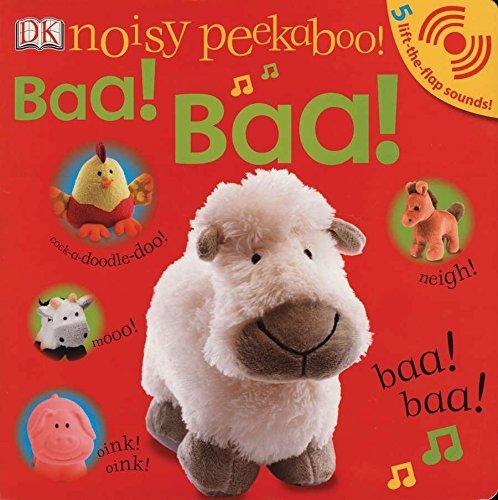 Noisy Peekaboo Baa! Baa! by DK Publishing