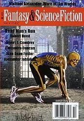 The Magazine of Fantasy & Science Fiction November/December 2010