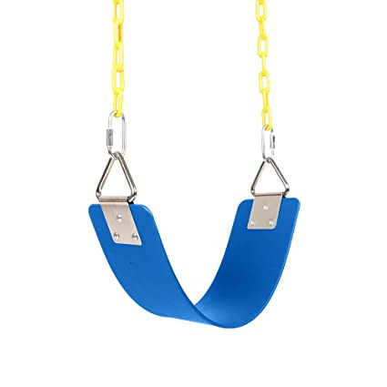 Amazon Com Ancheer Swing Seat With Metal Triangle Hook Swing Set
