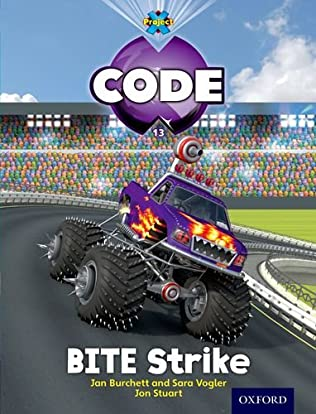 book cover of Bite Strike