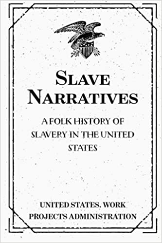 Book Slave Narratives: a Folk History of Slavery in the United States: From Interviews with Former Slaves: Florida Narratives