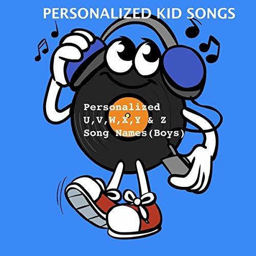 Van Personalized Song (Personalised -