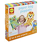Alex Discover Paper Bag Puppets Kids Art and Craft Activity