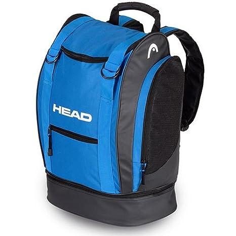 Head Tour Backpack 40 - Mochila unisex, color negro: Amazon.es: Zapatos y complementos