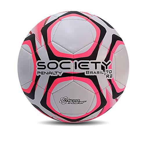 Bola Society Brasil Penalty Rosa