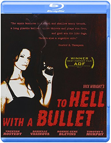 To Hell With a Bullet [Blu-ray]