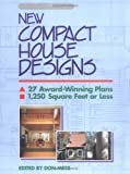 New Compact House Designs, Don Metz, 0882666665