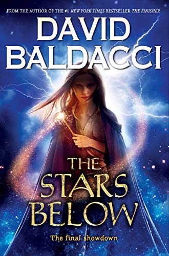 Book cover from The Stars Below (Vega Jane, Book 4) by David Baldacci