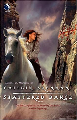 book cover of Shattered Dance