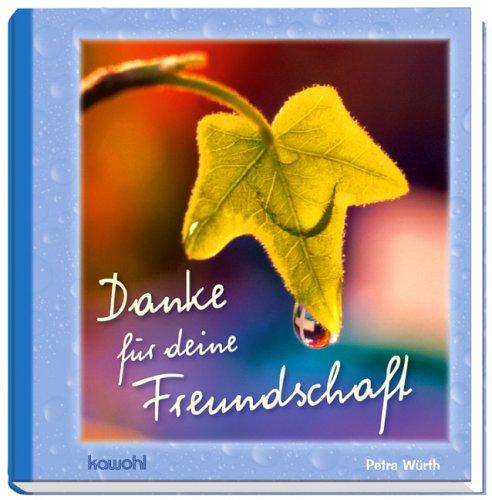 Danke Für Deine Freundschaft Download Pdf Petra Würth