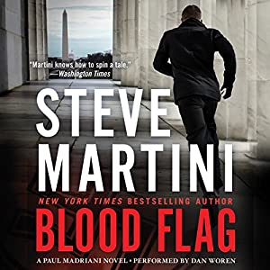 Blood Flag Audiobook