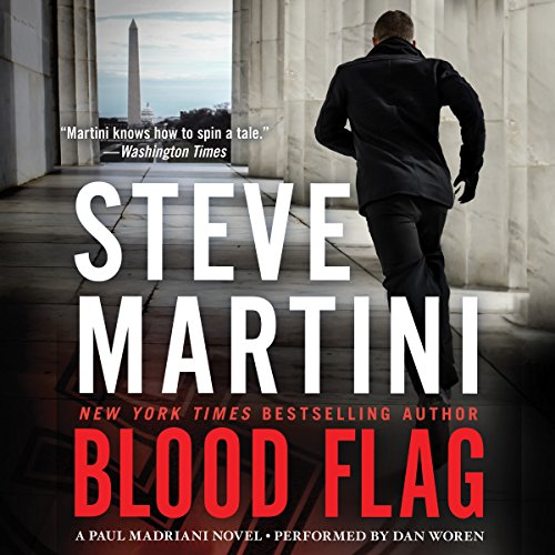 Blood Flag: A Paul Madriani Novel Audiobook [Free Download by Trial] thumbnail